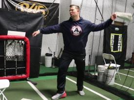 Pitching - Towel Drill